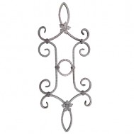 13.030 Ornamental Wrought Iron Panels For Gate Fence and Staircase