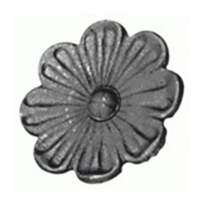 50.003 Decorative Wrought Iron Stamping Flowers&Leaves
