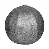 43.120 - 43.180 Wrought Iron Forged Steel Solid Spheres