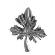 51.019 Decorative Wrought Iron Stamping Flowers&Leaves
