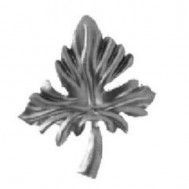 51.020 Decorative Wrought Iron Stamping Flowers&Leaves