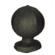 42.012 Ornamental Wrought Iron Forged Studs For Fence Gate