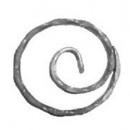 11.033.01 Wrought Iron Ring Product For Railing Fence