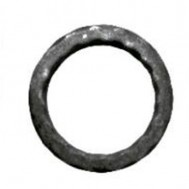 11.360.01 Wrought Iron Ring Product For Railing Fence