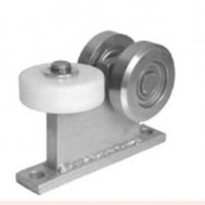 60.006.01 cantilever gate carriage 80 plastic wheels