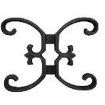 SIMEN METAL 55.054 Main Gate Design Cast Iron Components