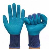 SIMEN METAL 70.058 Nitrile Coated Hand Work Gloves