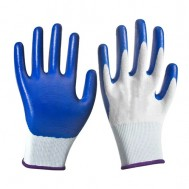 SIMEN METAL 70.060 Nitrile Coated Hand Work Gloves