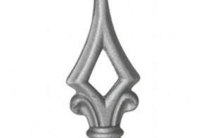Quote of decorative iron works from Nigeria