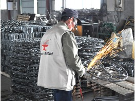 SIMEN METAL Rosettes Production