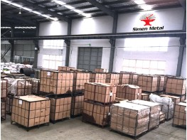 SIMEN METAL Warehouse